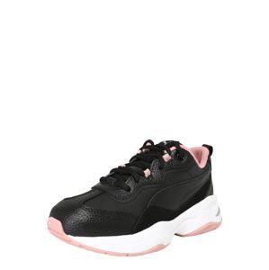 PUMA Tenisky 'Cilia Lux'  růžová / černá