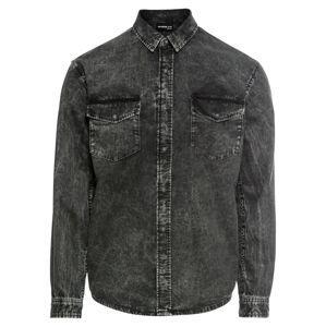 The Kooples Košile  černá