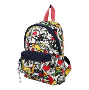 Tommy Jeans Batoh 'TJ X LOONEY TUNES BACKPACK'  mix barev