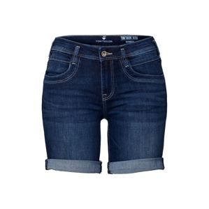 TOM TAILOR Džíny 'Tom Tailor Alexa Bermudas Denim Short bermuda'  modrá džínovina