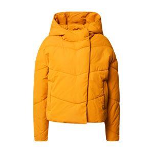 Noisy may Zimní bunda 'Wally'  zlatě žlutá