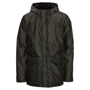 Anerkjendt Zimní bunda 'Anders'  tmavě zelená