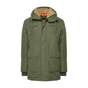 CMP Outdoorová bunda  khaki / světle hnědá