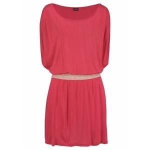 LASCANA Plážové šaty  pink