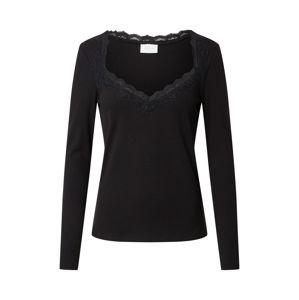 VILA Tričko 'Sofi'  černá