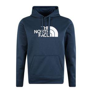 THE NORTH FACE Sportovní mikina 'Men's Surgent'  bílá / tmavě modrá