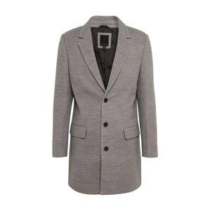 NEW LOOK Přechodný kabát  šedá