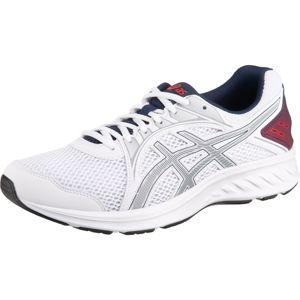 ASICS Běžecká obuv 'Jolt'  bílá / enciánová modrá / červená