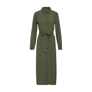 SISTERS POINT Společenské šaty 'ERON-SH.A'  khaki