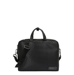 Calvin Klein Taška na notebook 'INDUSTRIAL'  černá