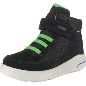 ECCO Sněhule 'Urban Snowboarder'  svítivě zelená / černá / modrá