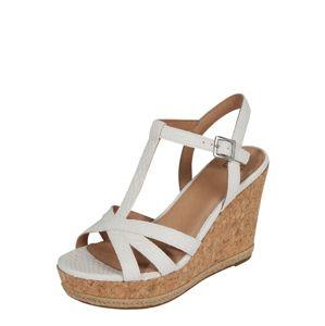 UGG Páskové sandály 'W MELISSA'  bílá