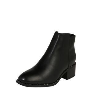 Even&odd Kotníkové boty 'Booties'  černá