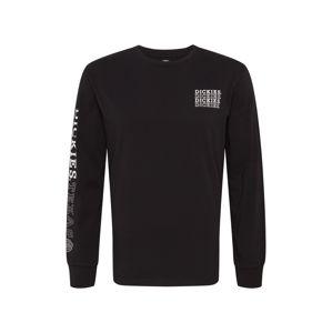 DICKIES Tričko 'MILLWOOD'  černá