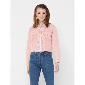 JACQUELINE De YONG Přechodná bunda  pink