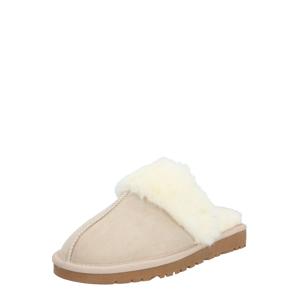 Bianco Pantofle  písková / offwhite