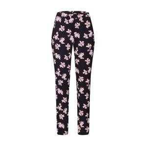 Hunkemöller Pyžamové kalhoty  černá