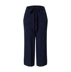 ONLY Kalhoty 'NOVA LIFE PALAZZO'  námořnická modř