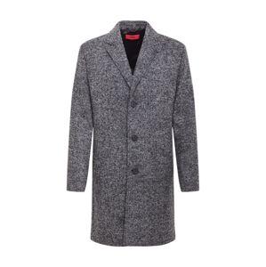 HUGO Přechodný kabát 'Malte1941 10220255 01'  černá