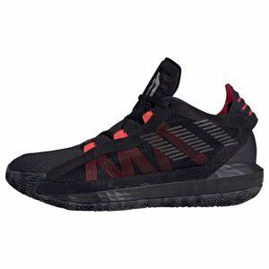 ADIDAS PERFORMANCE Sportovní boty  černá / světle zelená / svítivě červená