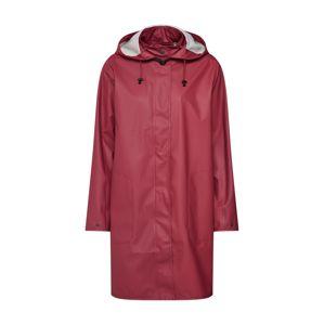 ILSE JACOBSEN Přechodný kabát  rezavě červená