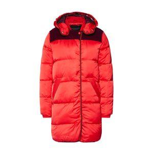 SCOTCH & SODA Zimní kabát  červená