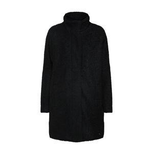 NÜMPH Přechodný kabát 'Libentina'  černá