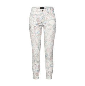 Desigual Kalhoty 'DELFOS'  mix barev / offwhite