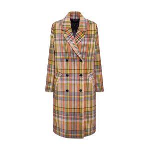 Samsoe & Samsoe Přechodný kabát 'Tille'  hnědá / žlutá
