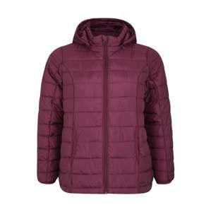 Zizzi Přechodná bunda  fialová