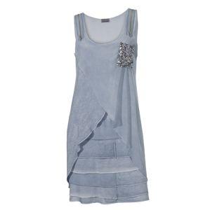 Heine Letní šaty  modrá