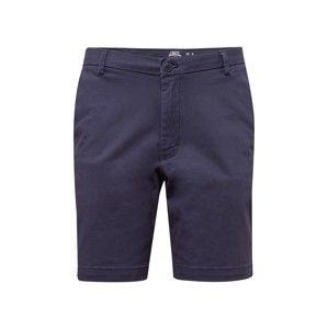 IZOD Chino kalhoty 'SALTWATER'  námořnická modř