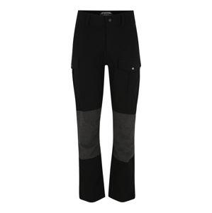 KILLTEC Sportovní kalhoty 'Peddro'  černá