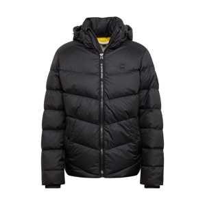 G-Star RAW Zimní bunda 'Whistler down puffer'  černá