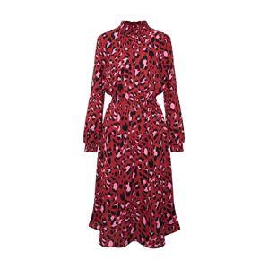 ONLY Šaty 'NOVA'  vínově červená