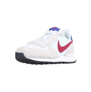 Nike Sportswear Tenisky 'Internationalist'  bílá / pudrová / námořnická modř / krvavě červená