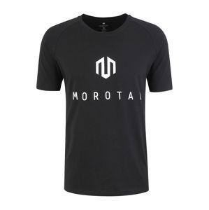 MOROTAI Funkční tričko  černá