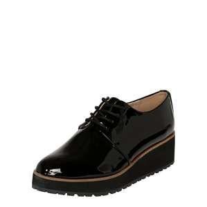 ALDO Šněrovací boty 'Lovirede'  černá