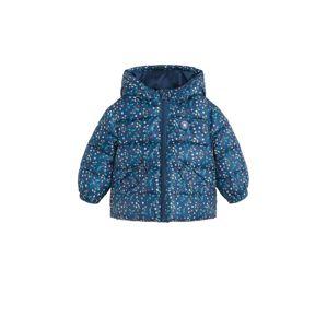 MANGO KIDS Zimní bunda 'June5'  námořnická modř / mix barev