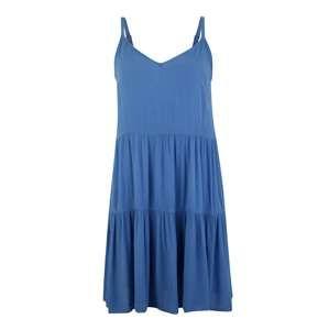 Vero Moda Curve Letní šaty 'MALLORY'  nebeská modř