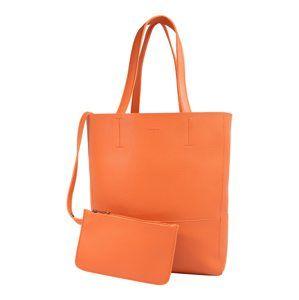Mae & Ivy Nákupní taška  oranžová