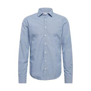 BOSS Společenská košile 'Mypop 2'  modrá