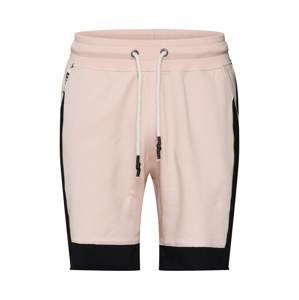 tigha Kalhoty 'Oakes'  růžová / černá