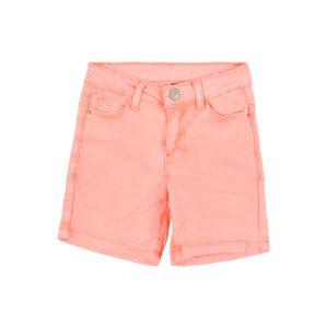 STACCATO Kalhoty  svítivě růžová