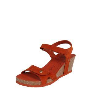 PANAMA JACK Páskové sandály 'Julia'  oranžová