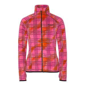 CHIEMSEE Sportovní mikina s kapucí 'Nelly'  oranžová / pink