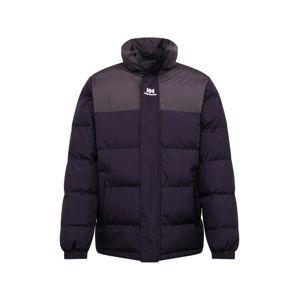 HELLY HANSEN Zimní bunda 'Puffer'  černá / antracitová