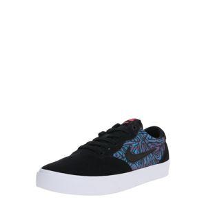 Nike SB Tenisky 'Chron Solarsoft Premium'  tmavě modrá / černá