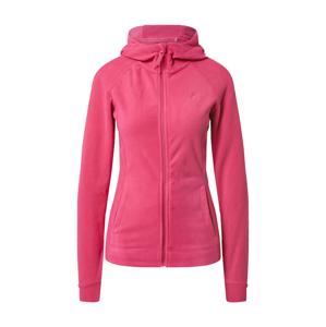 4F Funkční fleecová mikina  pink