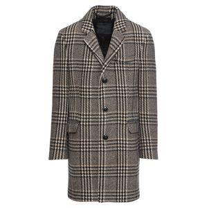 DRYKORN Přechodný kabát 'BLACOT'  šedá / černá